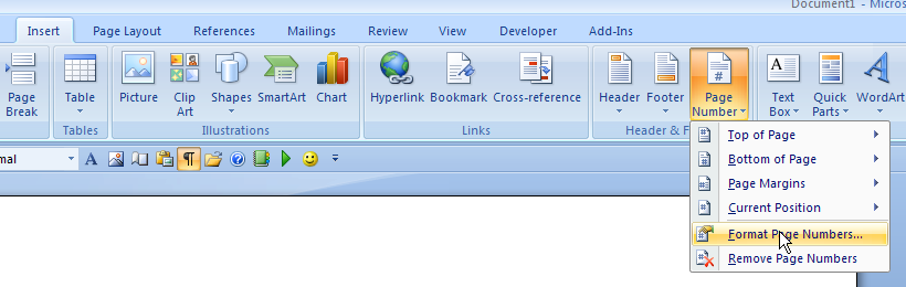 I want to include the chapter number with the page number in the page number dialog ccuart